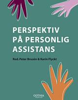 "Antologin ""Perspektiv på personlig assistans""."