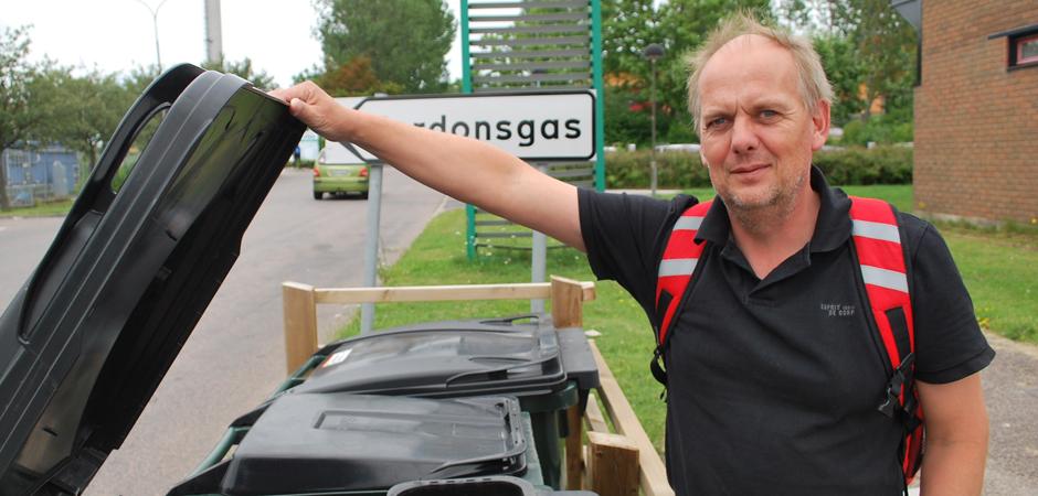 Renhållningsverk deltar i forskning om biogas