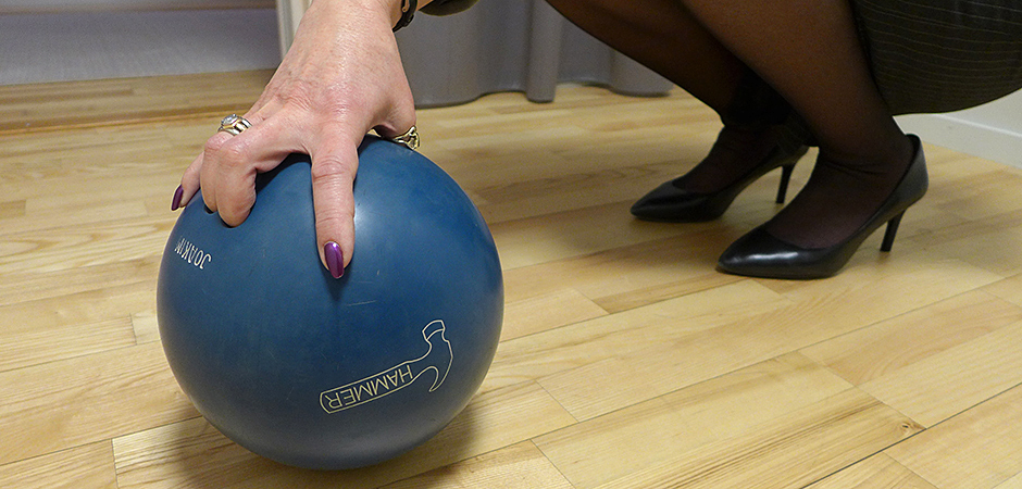 Bowling minskar riskerna med after work