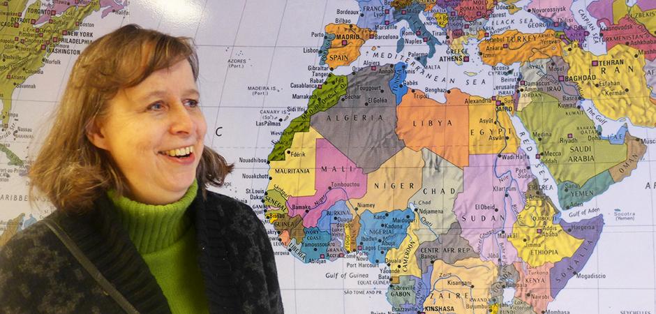 Carin Arnesson arbetar som lärare i naturkunskap på Virginska gymnasiet i Örebro och är huvudskyddsombud för gymnasieskolorna i kommunen.