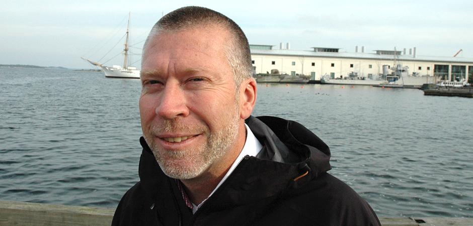 Claes Wiridén, förvaltningschef i Karlskrona kommun.
