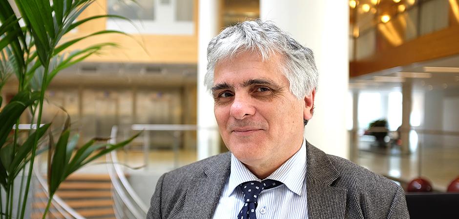 Dominique Anxo, professor i nationalekonomi