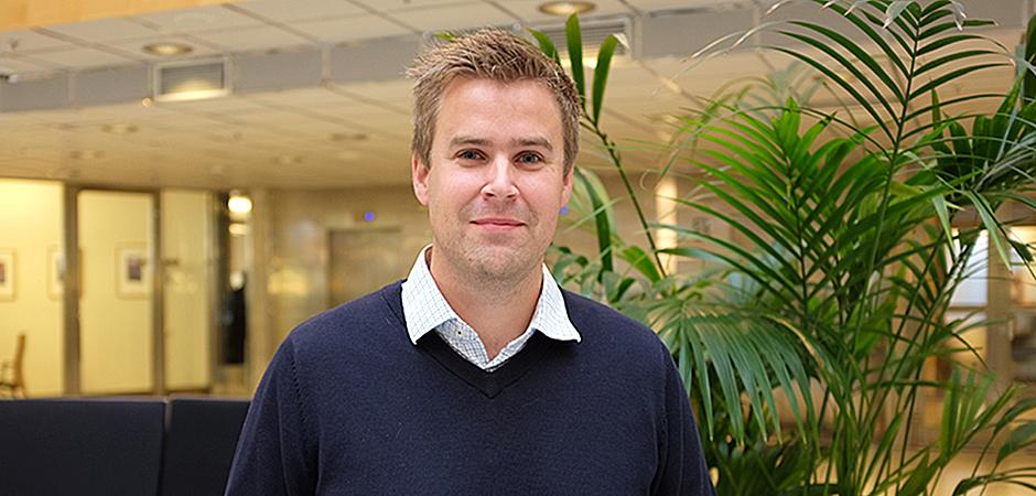 – Tanken med guiden vi planerar att ta fram är att både personal i förskolan och de större leksakstillverkarna ska kunna använda den, säger Fredrik Sjödin, forskare på Umeå universitet.