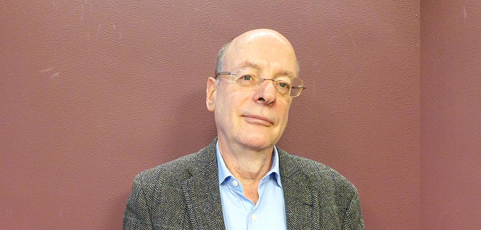 Gabriel Oxenstierna, forskare på Kungliga tekniska högskolan.