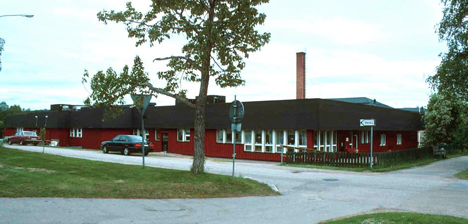 Äldreboendet Kaitumgården i Jokkmokk.