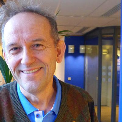 Magnus Svartengren, professor i arbets- och miljömedicin och överläkare på Arbetsmiljöverket.