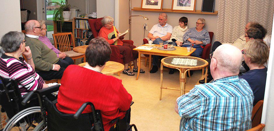bjurholm mötesplatser för äldre