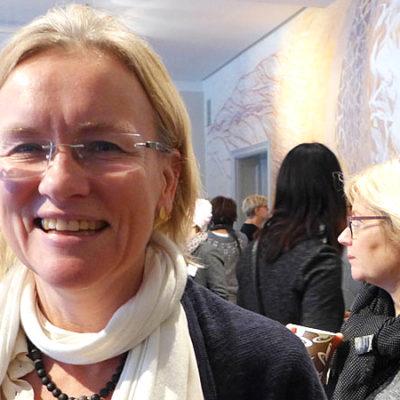 En lärorik dag, tyckte Agneta Björck, PA-konsult i Region Jönköping, om inspirationsdagen om hälsofrämjande arbetsplatser. -Det blev tydligt vad som behövs för att arbeta mer hälsofrämjande.