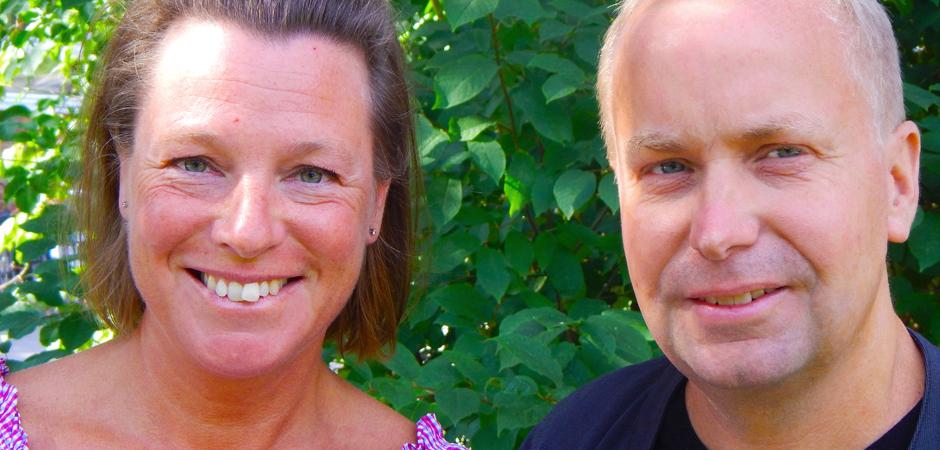 Introduktion har stor betydelse för de nyexaminerades psykiska hälsa - det visar ett forskningsprojekt som Ann Rudman och Petter Gustavsson har genomfört.