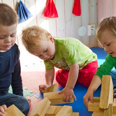 På förskolan Myran i Visby har både barnen och personalen mer energi och ork tack vare att man har lyckats sänka ljudnivån.