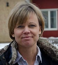 Katarina Sjöström, kvalitetsutvecklare i vården i Norrtälje