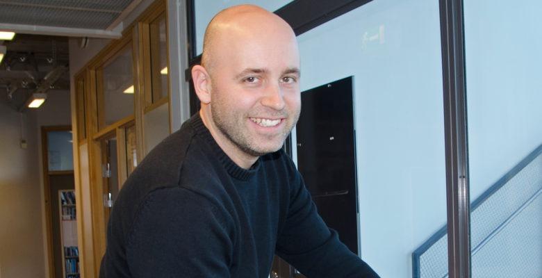 Daniel Castillo forskare på Södertörns högskola