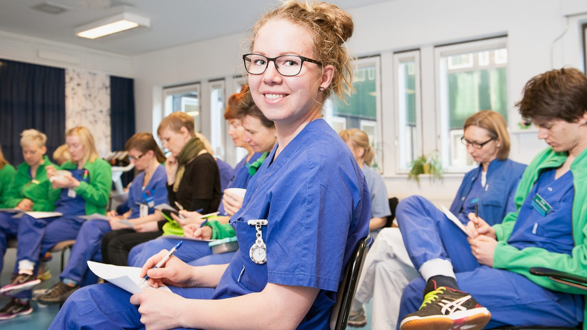 sara gunnervik fysioteapeut öst´ra sjukhuset i Göteborg