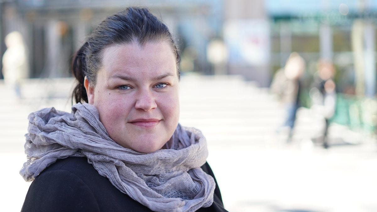 sofie skogaby fd chef kontaktcenter Stockholms stad