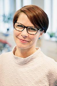 sara lundqvist fysioterapimottagningen Östra sjukhuset i Göteborg