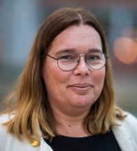 Porträtt Anette Isaksson Emmaboda