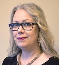 Porträtt Anna Liljeblad, verktyget Vård i annans hem