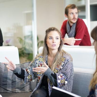 Så kan dela-kultur förbättra arbetsmiljön