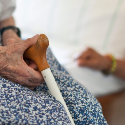 Hemsjukvården i fokus i ny studie