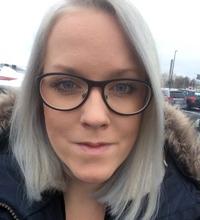 Porträtt Camilla Yngvesson, projekt Arbetsglädje.