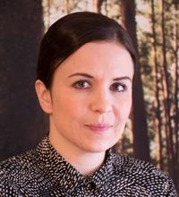 Porträtt Jaana Hedman, socialtjänst Uppsala