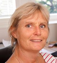 Ansiktsporträtt Anna Anund, tillbudsrapportering bussförare.