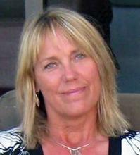 Ansiktsporträtt Carolin Meijer Larsson om taligenkänning för socialsekreterare.