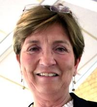 Porträtt Agneta Lindegård Andersson, forskar om fysisk aktivitet och utmattningssyndrom.
