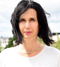 porträtt Ida Flink, forskare på Örebro universitet