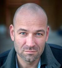 Porträtt Stefan Blomberg.