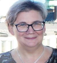 Porträtt av Susann Johansson, verksamhetsutvecklare i Luleå kommun