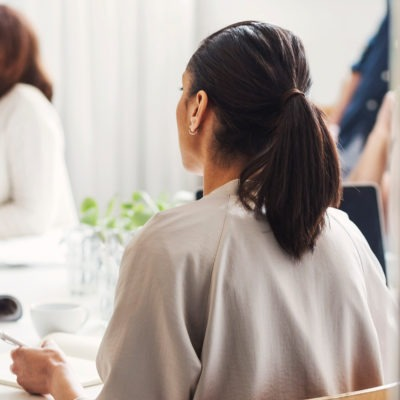 Kollegiala samtal minskade stressen