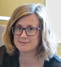 Porträtt Johanna Persson, e-hälsotjänster hemsjukvård.