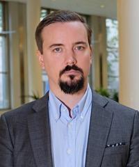 Andreas Ek, statistiker på AFA Försäkring.