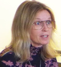 Victoria Magnusson, Suntarbetslivs resursteam.