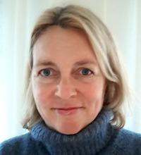 Ansiktsporträtt Anna Lundkvist.