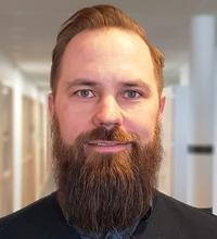 Björn Söderbäck, HR-strateg i Umeå kommun.