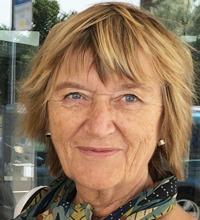 porträtt på Ingegerd Tallberg Broman, professor i pedagogik vid Malmö universitet.