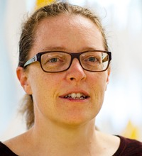 Miia Borg, HR-konsult i Ekerö kommun.