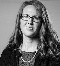 Nadja Lukin, sektionschef på Arbetsmiljöverket. Foto Andreas Harnemo