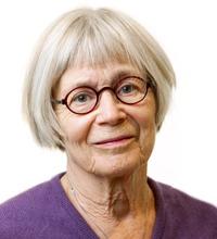 Lena Svenaeus, ph dr i rättssociologi.