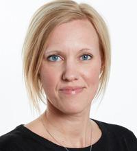 Lina Cronebäck, arbetsrättsjurist, SKL.