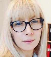 Ripsime Karapetian, enhetschef Marielunds vård- och omsorgsboende i Umeå.