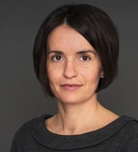 Ansiktsporträtt Zdravka Zulj.
