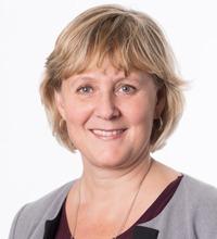 Charlotte Wåhlin, Medicine doktor i Ergonomi,och Legitimerad fysioterapeut.