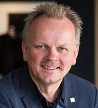 Porträttbild på Jan Gulliksen.
