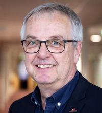 Hans-Peter Eriksson, HR-strateg Region Kalmar län.