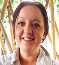 Linda Lindekrans, koordinator vid Norrtälje sjukhus