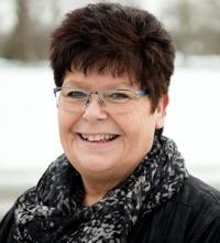 Marie Dahl, servicechef Regionservice Måltid.
