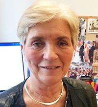 Agneta Lindegård, forskare vid Institutet för stressmedicin.